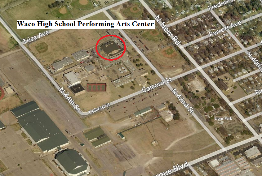 WHS Map