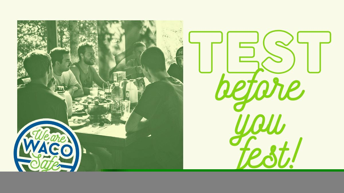 Image of Text Test Before you Fest