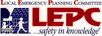 Local Emergency Planning Committee Logo Image