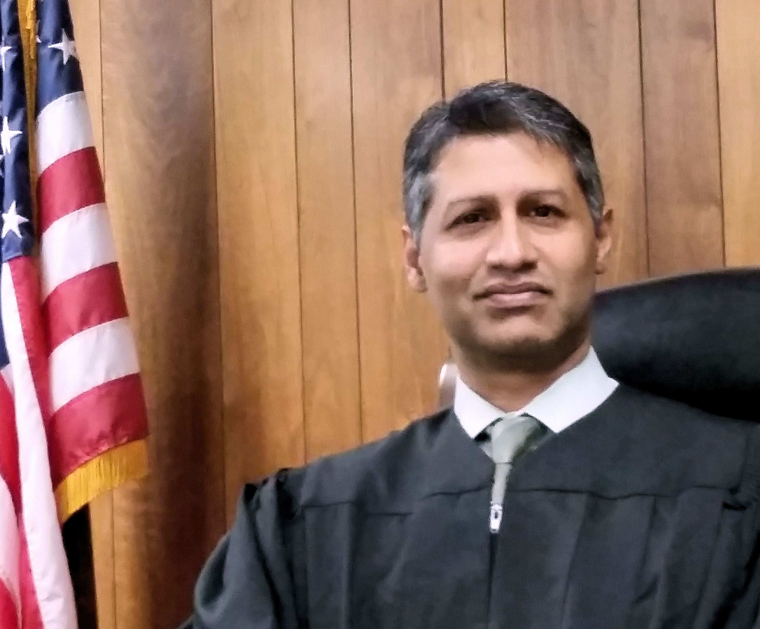 Image of Judge Vik Deivanayagam