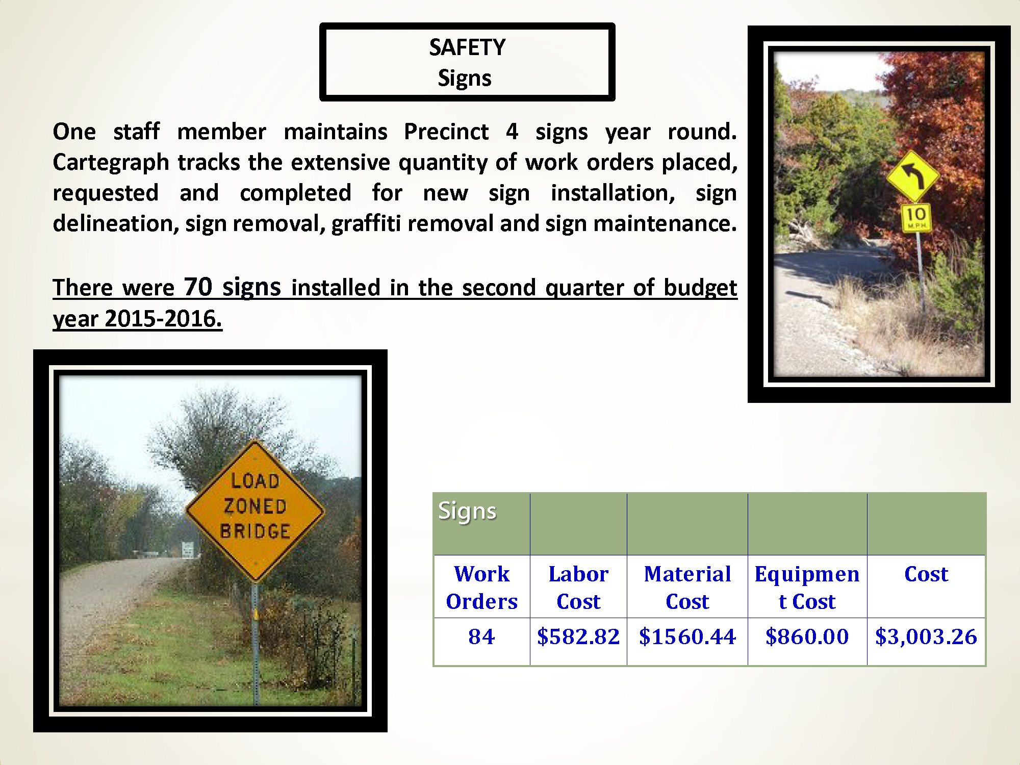 Safety Sign Information and Pictures
